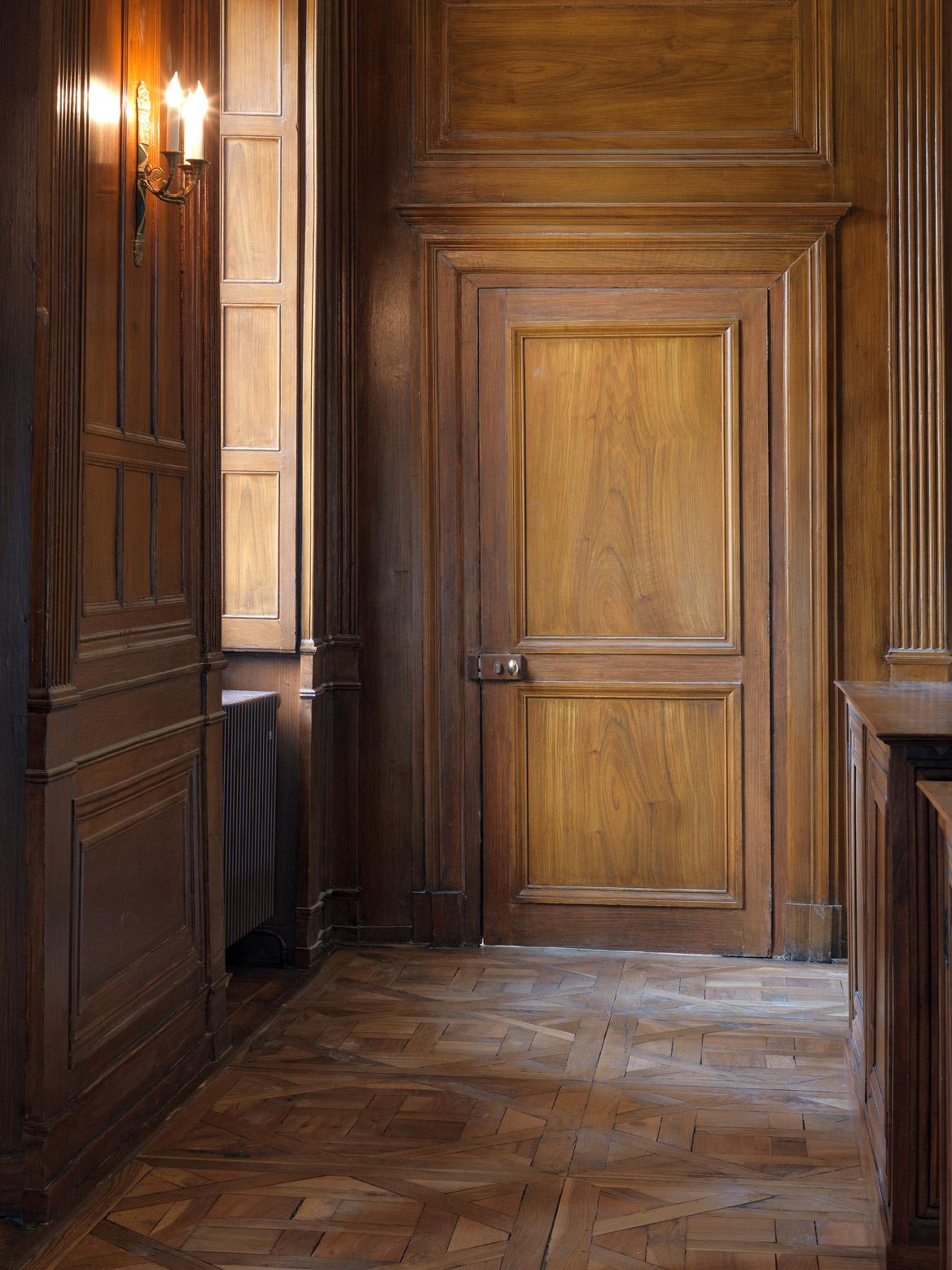 Traditional Interior Doors Asselin Inc