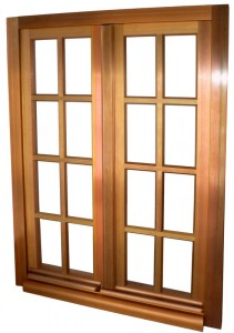 Asselin Bronze Clad Window