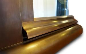 Asselin Bronze Clad Window Detail