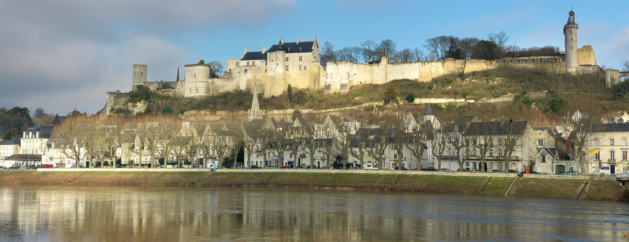 Fr Reference Chinon Castle Asselin Inc