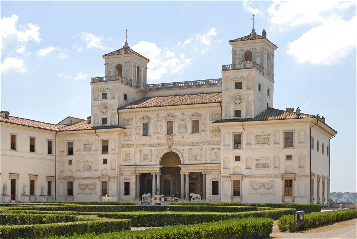 Worldwide french references asselin inc - Villa medicis rome chambres ...
